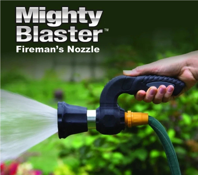 Bico de Mangueira de Bombeiro Mighty Blaster - Foto 5