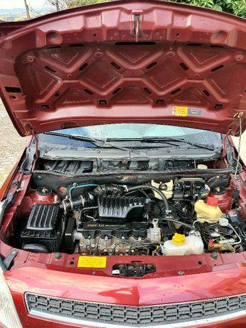 Chevrolet Agile 1.4 LTZ Top Linha c/ GNV MUITO NOVO! DOC OK TODO REVISADO - Foto 13