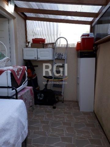 Casa à venda com 2 dormitórios em Restinga, Porto alegre cod:MI14180 - Foto 7