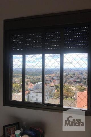 Apartamento à venda com 3 dormitórios em Alto caiçaras, Belo horizonte cod:269921 - Foto 13