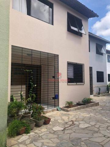 Casa em condomínio no Geisel com 3 quartos