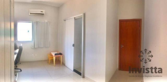 Casa com 3 quartos para alugar, 180 m² por R$ 3.800,00/mês - Plano Diretor Sul - Palmas/TO - Foto 9