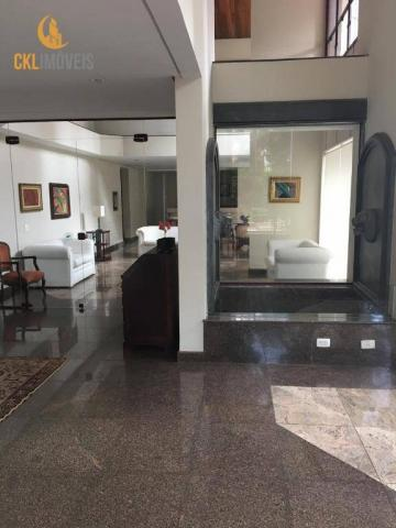 Apartamento com 4 dormitórios à venda, 300 m² por R$ 4.100.000 - Indianópolis - São Paulo/ - Foto 19