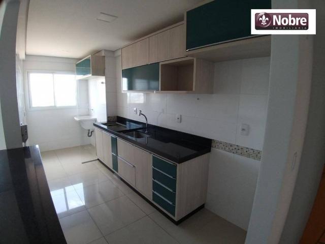 Apartamento com 3 dormitórios à venda, 92 m² por r$ 470.000,00 - plano diretor sul - palma - Foto 5