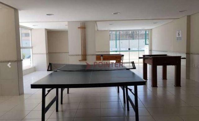 Apartamento com 2 dormitórios 1 vaga, à venda, 55 m² Jardim Goiás - Goiânia/GO - Foto 8