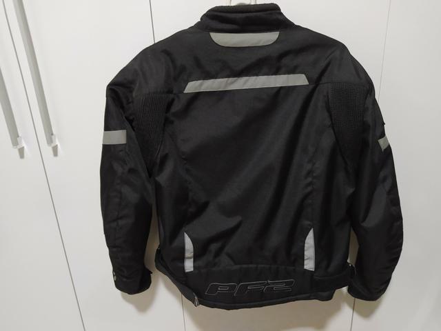 Capacete e jaqueta moto - Foto 2
