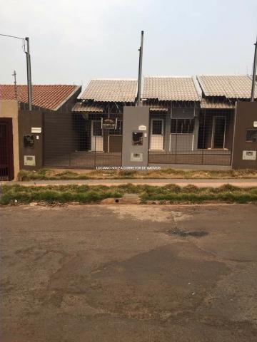 Casa à venda com 2 dormitórios em Guanandi, Campo grande cod:297