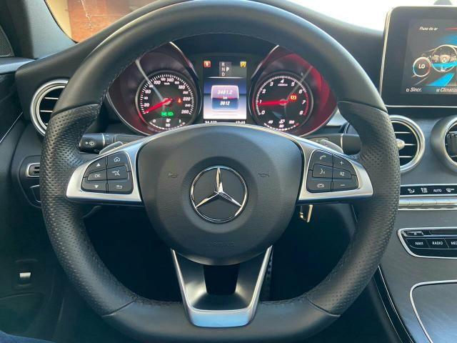 Mercedes-benz c300 sport 2.0 at 17-18 - Foto 7