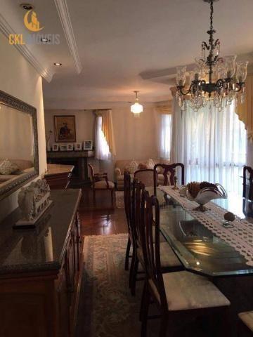 Apartamento com 4 dormitórios à venda, 300 m² por R$ 4.100.000 - Indianópolis - São Paulo/ - Foto 4