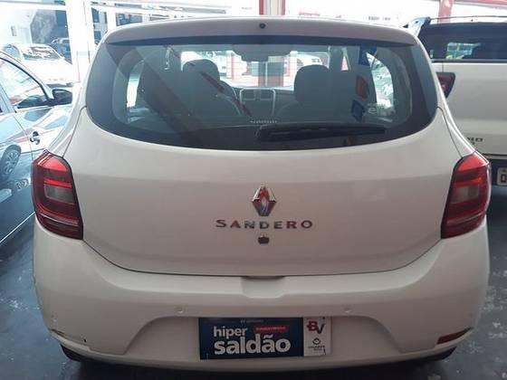 SANDERO 2017/2018 1.0 12V SCE FLEX EXPRESSION MANUAL - Foto 7