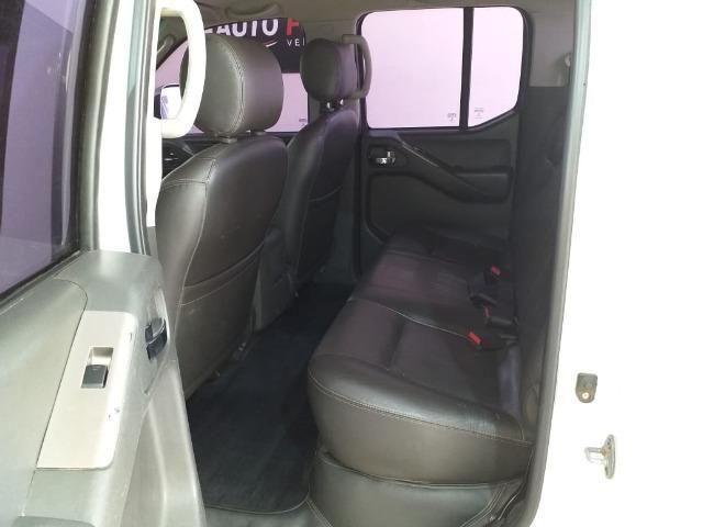 Nissan Frontier SL 2.5 TD CD 4x4 (aut) - Foto 7