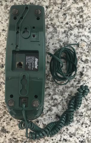 Telefone Master Antigo, Tone ou Pulse, Vintage, Funcionando - Foto 2
