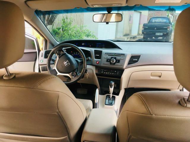 Civic Honda 2.0 ano 2014. Automático - Foto 3