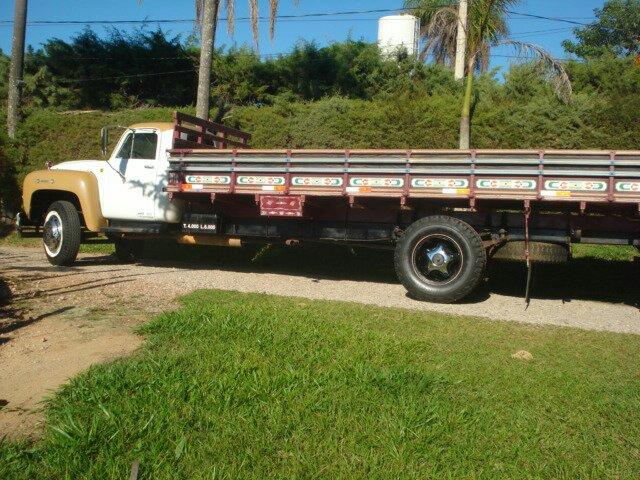 Caminhão chevrolet Brasil - Foto 2