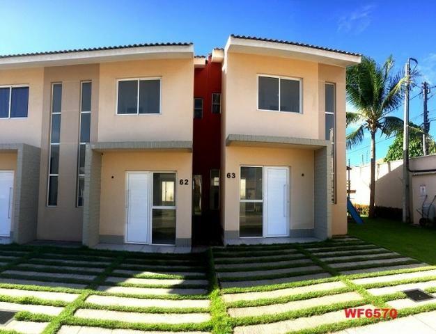 CA1294 Condomínio Magna Villaris, Vendo ou Alugo, casas duplex, 3 quartos, 2 vagas - Foto 20