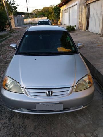 Honda Civic 2002 1.7 Automático - Foto 2