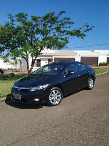 CIVIC 2012/2012 1.8 EXS 16V FLEX 4P AUTOMÁTICO
