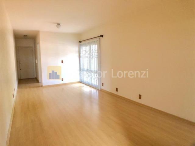 Apartamento de 85 m², 3 dormitórios, sacada, garagem - NH