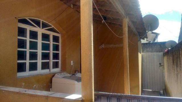 Pilarzinho - Alugo casa com dois quartos