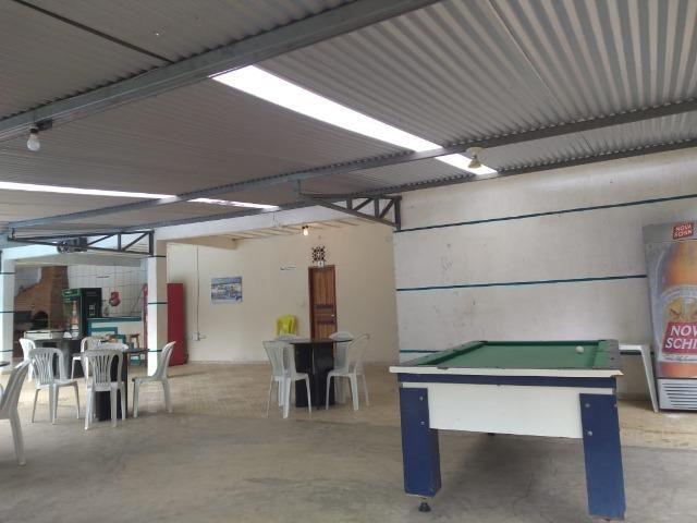 Chácara com triplex, área para festas com 3 piscinas e vagas p/ mais de 40 automóveis!! - Foto 16