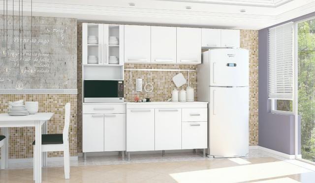 Cozinha Brasil Plus PCBjan20 c/ 4 peças Indekes - Foto 2