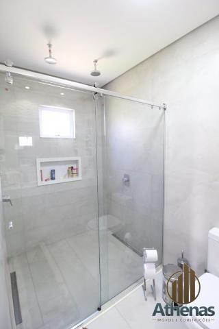 Condomínio Belvedere casa térrea com 3 Suítes sendo 1 master com clouset - Foto 10