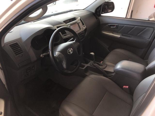Hilux SRV 3.0 Diesel 4x4 Aut. *Controle Tração/ Multimídia/ Pneus 0km - Foto 7