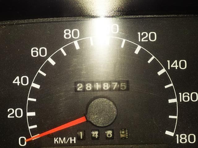F250 99 diesel vendo ou troco em carro - Foto 8