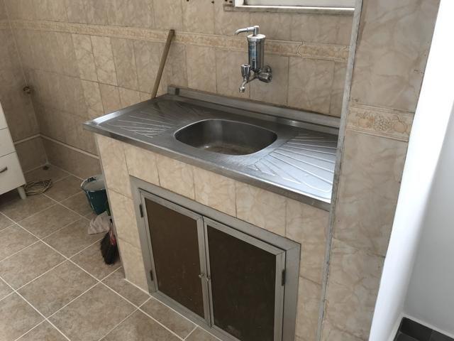 Apartamento 1 quarto, cozinha e banheiro - Foto 4