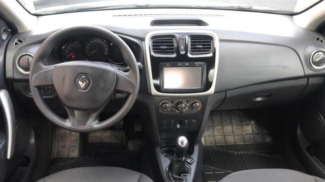 RENAULT SANDERO 1.6 16V SCE FLEX EXPRESSION MANUAL - Foto 5