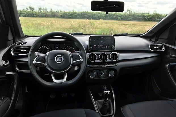 Fiat Argo Trekking 1.3 Flex R$ 58.800,00 - Foto 4