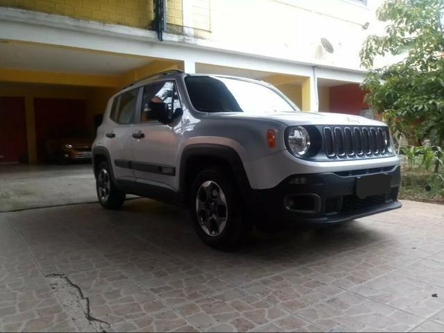 Jeep Renegade 1.8 flex sport