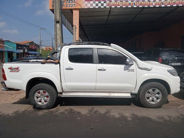 Toyota hilux srv diesel 4/4 automatica 2015 - Foto 5