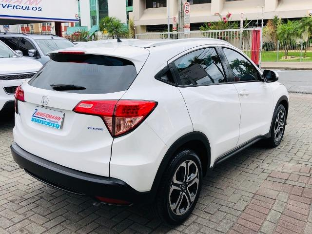 Honda HR-V EX cambio CVT 2016 único dono - Foto 9