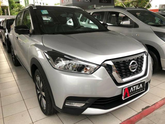 Nissan kicks 1.6 2018 SL 18 mil km rodado único dono - Foto 2