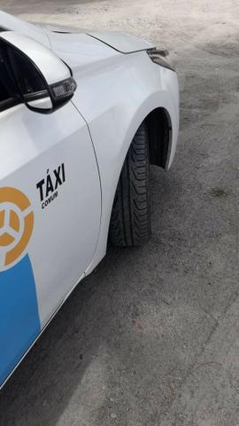 Taxi Corola 2018 com praça transferível - Foto 3