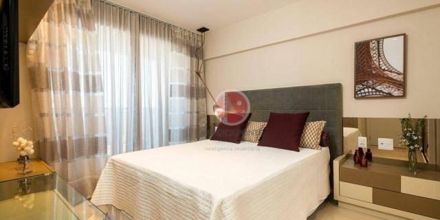 Apartamento com 3 dormitórios à venda, 79 m² por R$ 891.000,00 - Meireles - Fortaleza/CE - Foto 15
