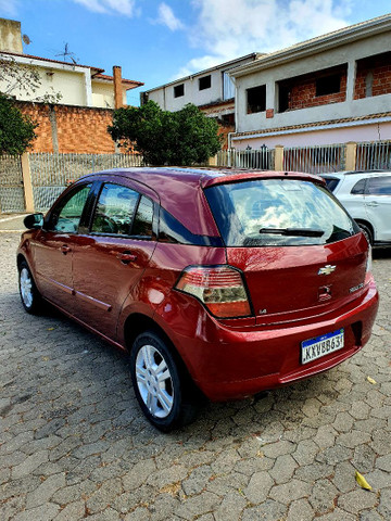 Chevrolet Agile 1.4 LTZ Top Linha c/ GNV MUITO NOVO! DOC OK TODO REVISADO - Foto 7