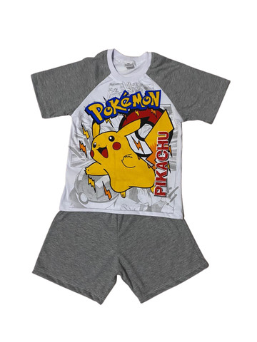 Pijama Infantil Pokemon - Calor