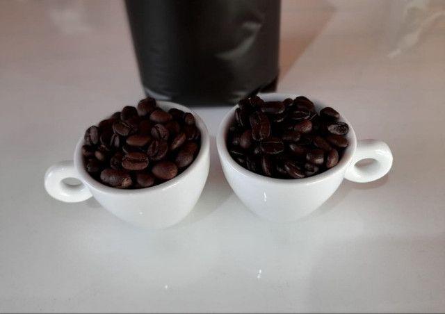 Café Em Grãos Gourmet P/ Máq. Expresso 500g