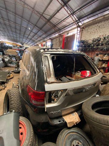 Sucata peças Jeep Grand Cherokee 2013 - Foto 3