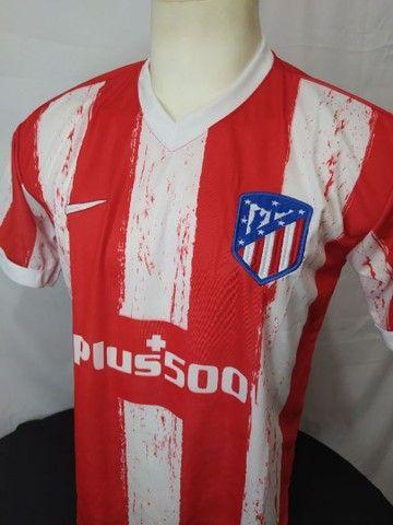 Atlético de Madrid e atacado