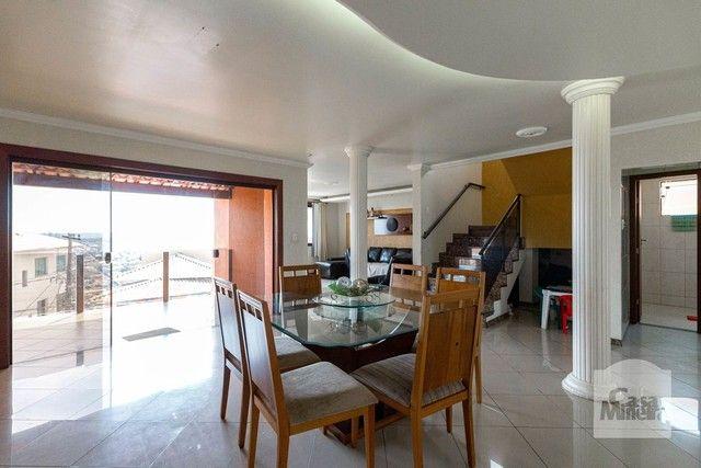 Casa à venda com 4 dormitórios em Boa vista, Belo horizonte cod:266482 - Foto 4