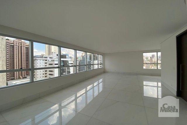 Apartamento à venda com 4 dormitórios em Santo agostinho, Belo horizonte cod:278220