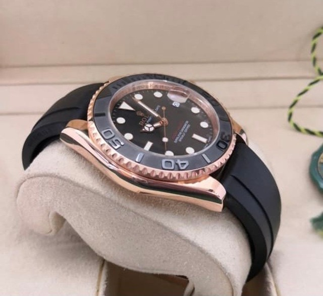 Relógio masculino Modelo Rolex Yacht-Master Premium AAA - Foto 2