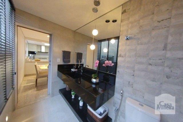 Apartamento à venda com 4 dormitórios em Santa rosa, Belo horizonte cod:275927 - Foto 7