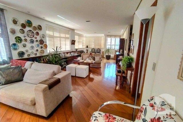 Apartamento à venda com 4 dormitórios em Serra, Belo horizonte cod:316296 - Foto 4