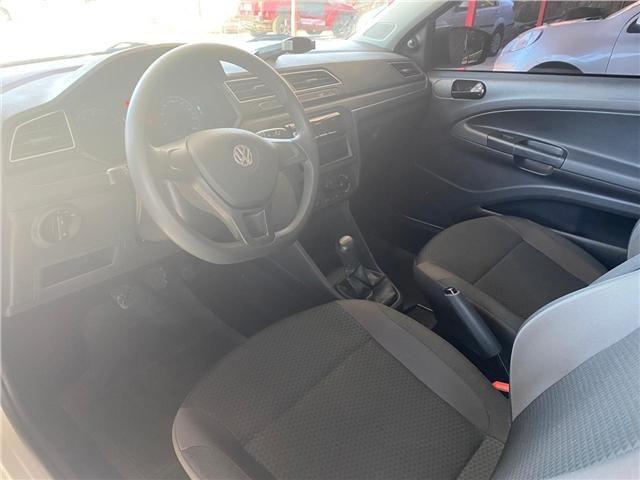 Volkswagen Saveiro 2020 1.6 msi robust cs 8v flex 2p manual - Foto 8