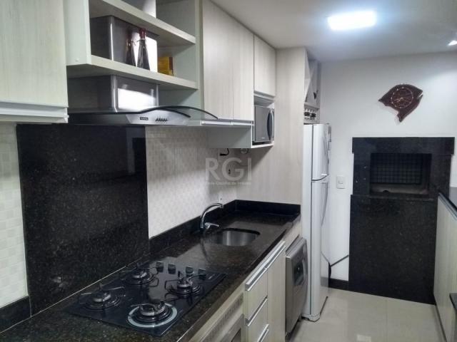 Apartamento à venda com 2 dormitórios em Jardim lindóia, Porto alegre cod:KO13949 - Foto 8
