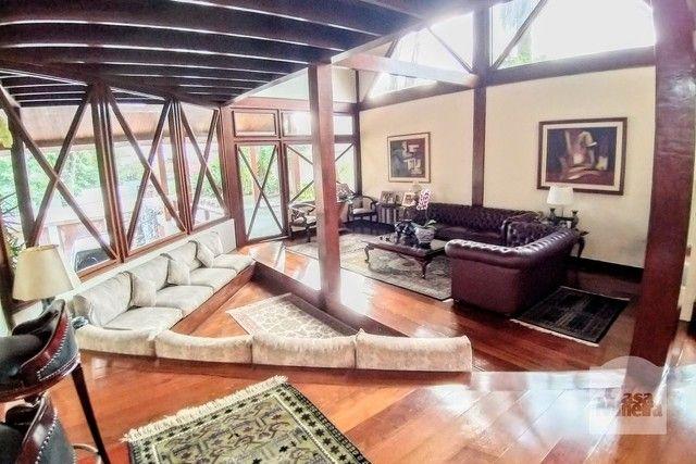 Casa à venda com 5 dormitórios em São luíz, Belo horizonte cod:266884 - Foto 4